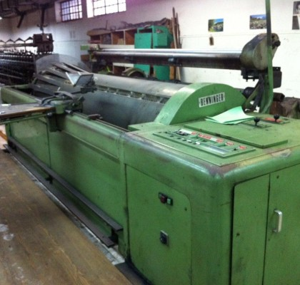 WARPING SECTIONAL MACHINE / BENNINGER ZA