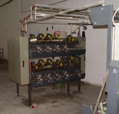 MACHINE FOR HIGHBALK YARN / LAWER / SUPERBA