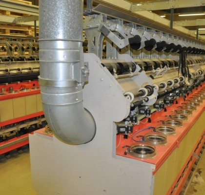 YARN SPINNING MACHINES / HAMEL