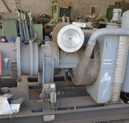 AIR COMPRESSOR / ATLAS COPCO / 75KW
