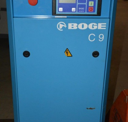 AIR COMPRESSOR / BOGE / 2005
